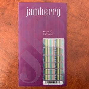 Jamberry November 2015 Hostess Wrap. Full sheet.